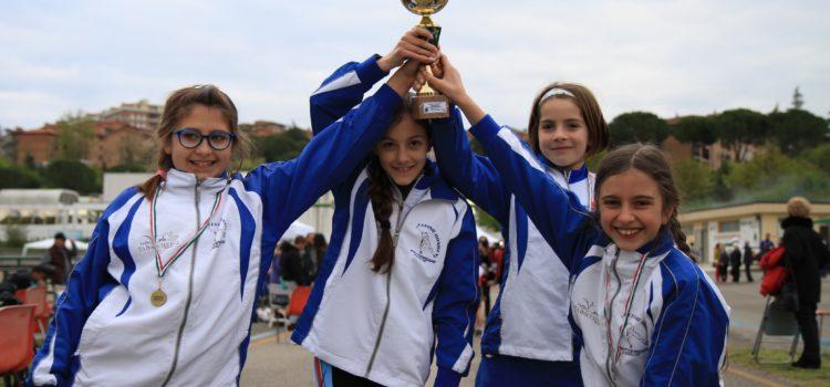 Campionato Regionale FISR Pista – GE 3° Società Classificata