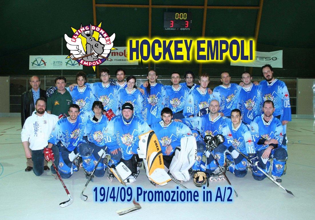 IL GRUPPO 2008/2009