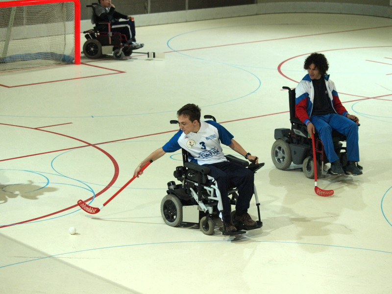 gallery wheel chair Hockey -palaramini 22-11-09